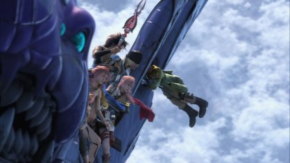 Final Fantasy XIII: Final Fantasy XIII: Impresiones jugables