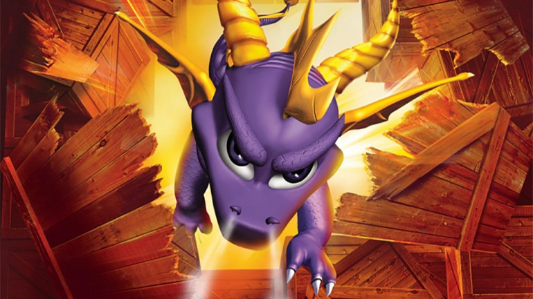 Spyro Trilogy Remaster