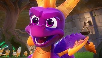 Participa y gana una copia de Spyro: Reignited Trilogy