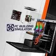 Carátula de PC Building Simulator - PS4