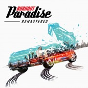 Carátula de Burnout Paradise: Remastered - Nintendo Switch