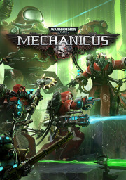 Carátula de Warhammer 40.000: Mechanicus - Nintendo Switch