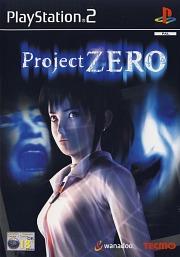 Carátula de Project Zero - PS2