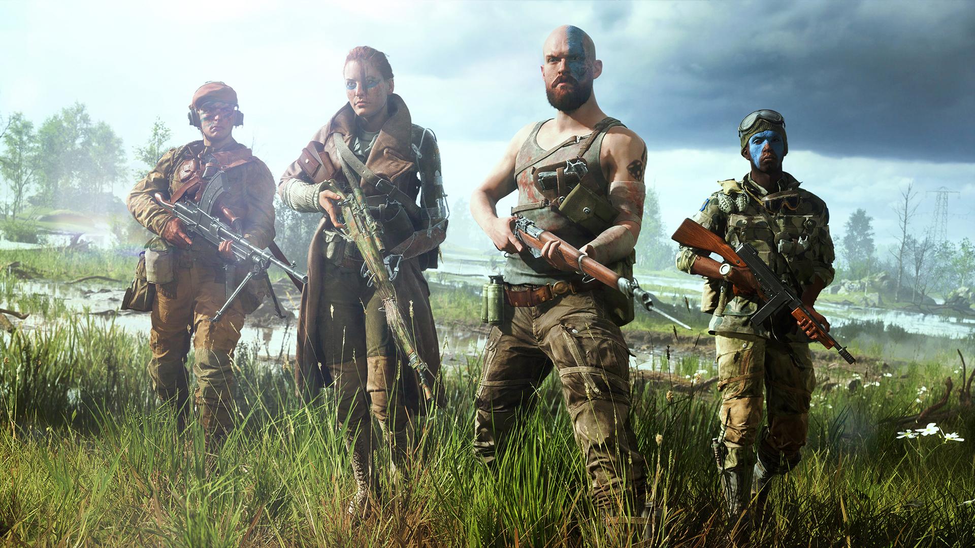 Battlefield V: primer tráiler, detalles y fecha de lanzamiento