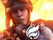 Así luce una partida de Battlefield V: Firestorm