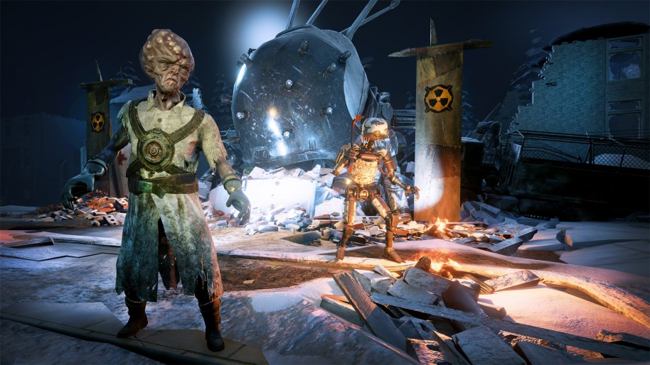 Mutant Year Zero Road to Eden PC
