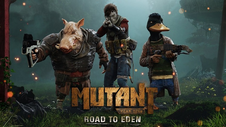 best website 06589 b79f0 Mutant Year Zero  Road to Eden