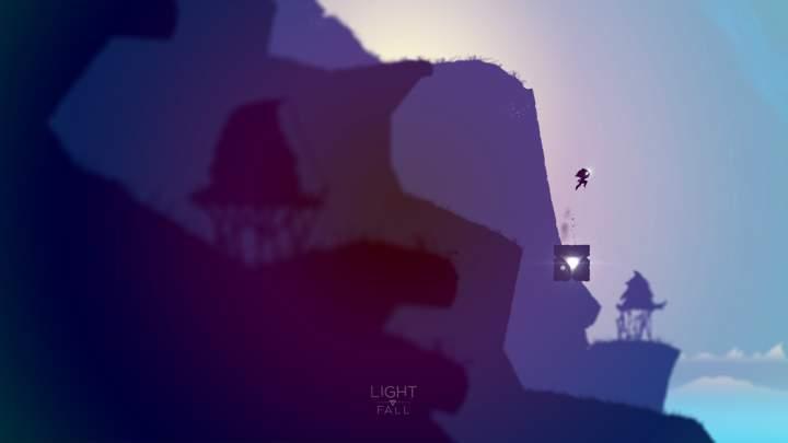 Light Fall - Imagen