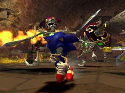 Sonic y Los Anillos Secretos análisis