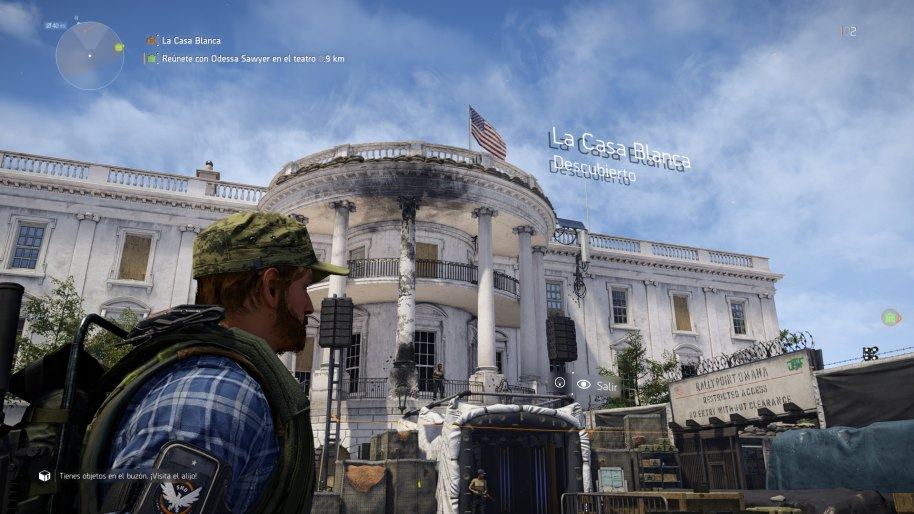 The Division 2 análisis
