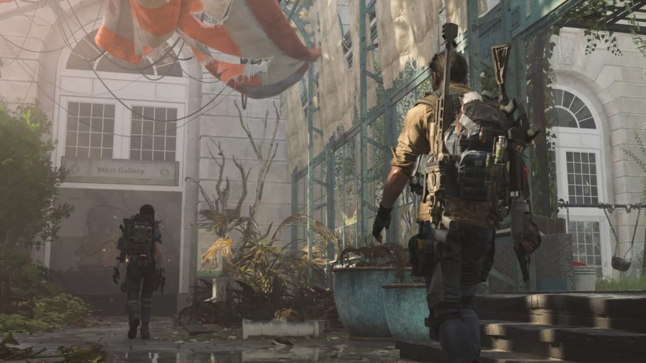 The Division 2: The Division 2, sensations after playing it in E3