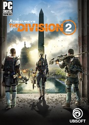 Carátula de The Division 2 - PC