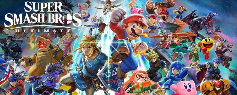 Super Smash Bros. Ultimate, el golpe definitivo