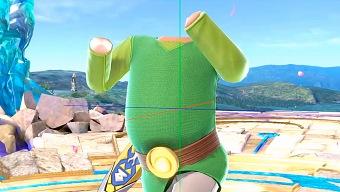 Super Smash Bros.: Un golpe decapita a los luchadores