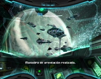 Metroid Prime 3 Corruption análisis