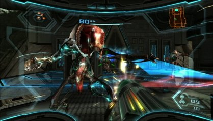 Metroid Prime 3 Corruption: Metroid Prime 3 Corruption: Impresiones E3
