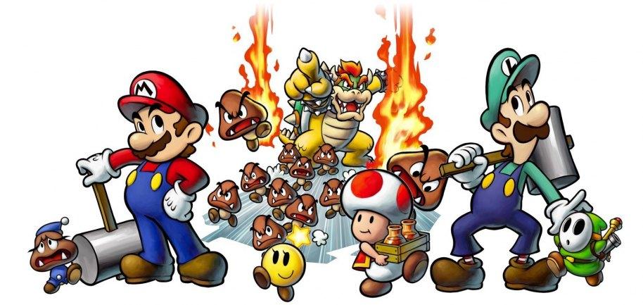 Mario & Luigi Las peripecias de Bowsy