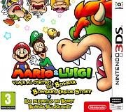 Carátula de Mario & Luigi: Las peripecias de Bowsy - 3DS