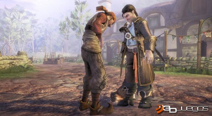 Análisis de Fable 2 para Xbox 360 - 3DJuegos