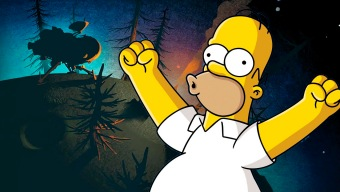 El nuevo episodio de Los Simpsons hace un guiño a Outer Wilds