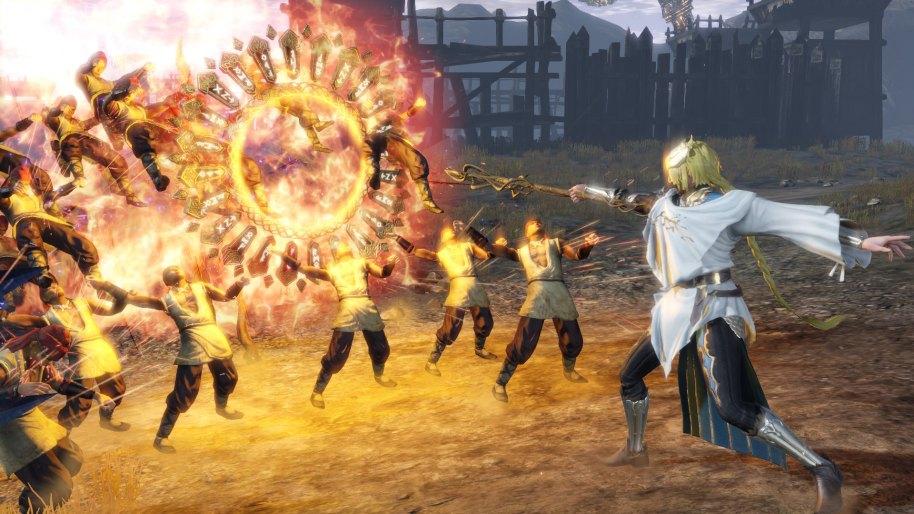 Warriors Orochi 4 PC
