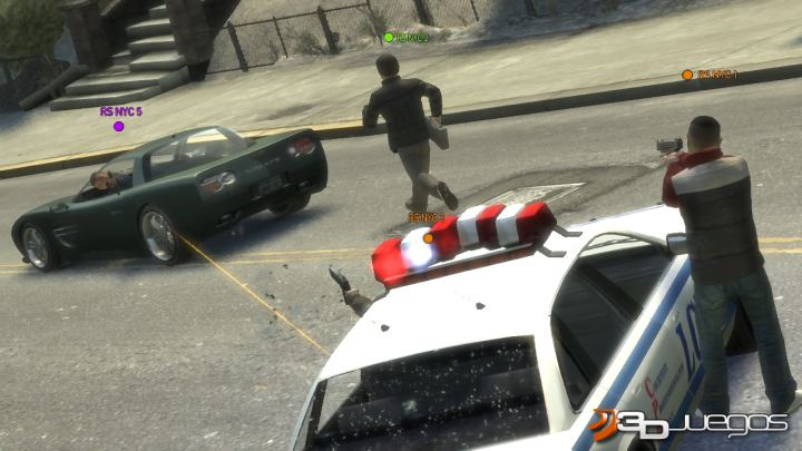 GTA 4 - Impresiones multijugador