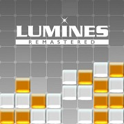 Carátula de Lumines Remastered - Nintendo Switch