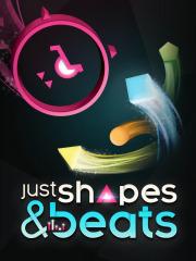 Carátula de Just Shapes & Beats - Stadia