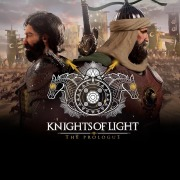 Carátula de Knights of Light - PS4