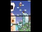 Yoshi's Island DS - Pantalla