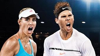 AO International Tennis a 4K nativos en Xbox One X y 1080p en PS4 Pro