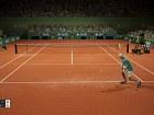 AO International Tennis - Pantalla