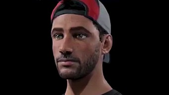AO International Tennis muestra en vídeo su editor de jugadores