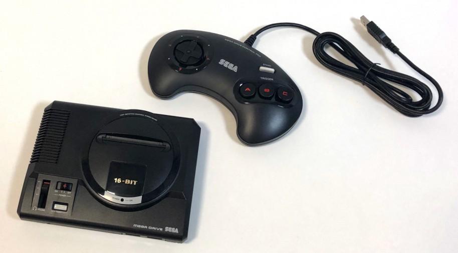 Mega Drive Mini: Test de Mega Drive Mini. Características, juegos, opciones y acabado