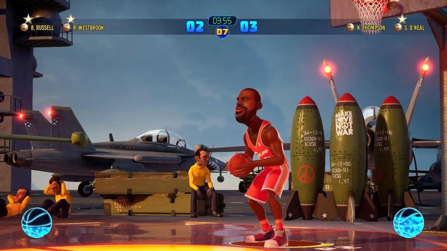 NBA Playgrounds 2 Nintendo Switch