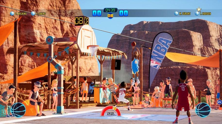 NBA Playgrounds 2: Jugamos a NBA 2K Playgrounds 2 y su Basket callejero rejuvenecido