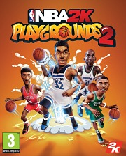 Carátula de NBA Playgrounds 2 - PC
