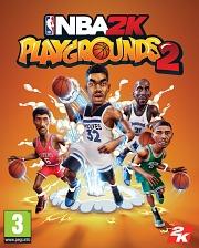 Carátula de NBA Playgrounds 2 - PS4