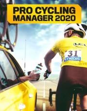 Carátula de Pro Cycling Manager 2020 - PC