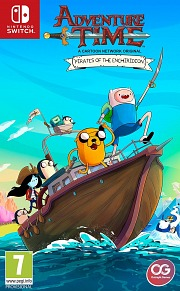 Carátula de Adventure Time: Pirates of the Enchiridion - Nintendo Switch