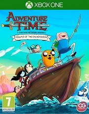 Carátula de Adventure Time: Pirates of the Enchiridion - Xbox One