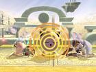 Super Smash Bros. Brawl - Pantalla