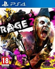 Carátula de RAGE 2 - PS4