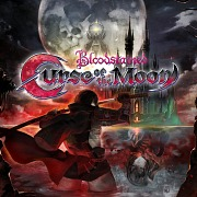 Carátula de Bloodstained: Curse of the Moon - Nintendo Switch