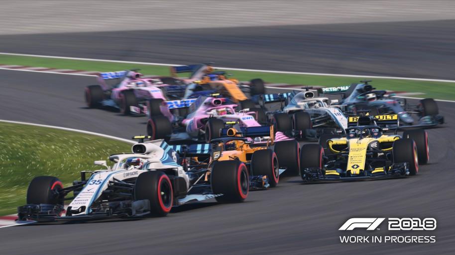 F1 2018: ¿Es F1 2018 el mejor videojuego de F1 de Codemasters? Sus 5 claves