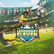 Carátula de Legendary Eleven: Epic Football - PS4