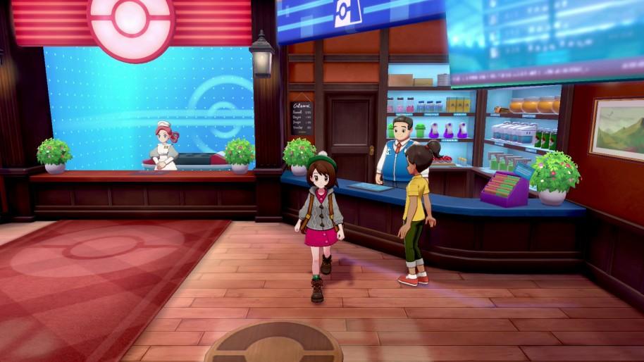 Pokémon Espada / Pokémon Escudo Nintendo Switch