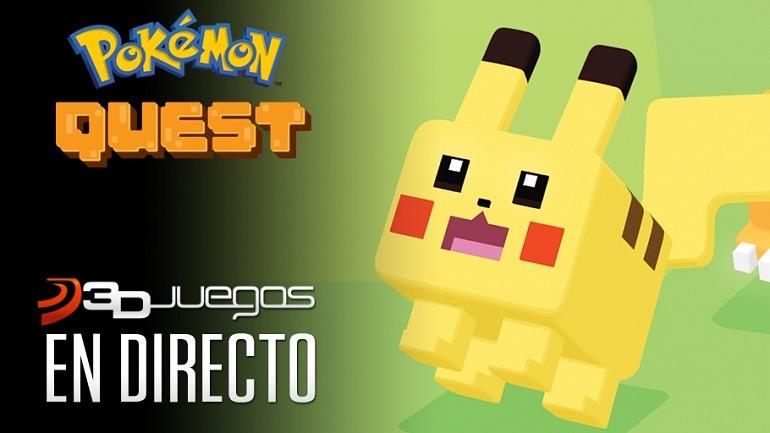 Imagen de Pokémon Quest