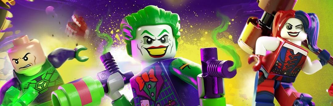 Análisis LEGO DC Super-Villanos