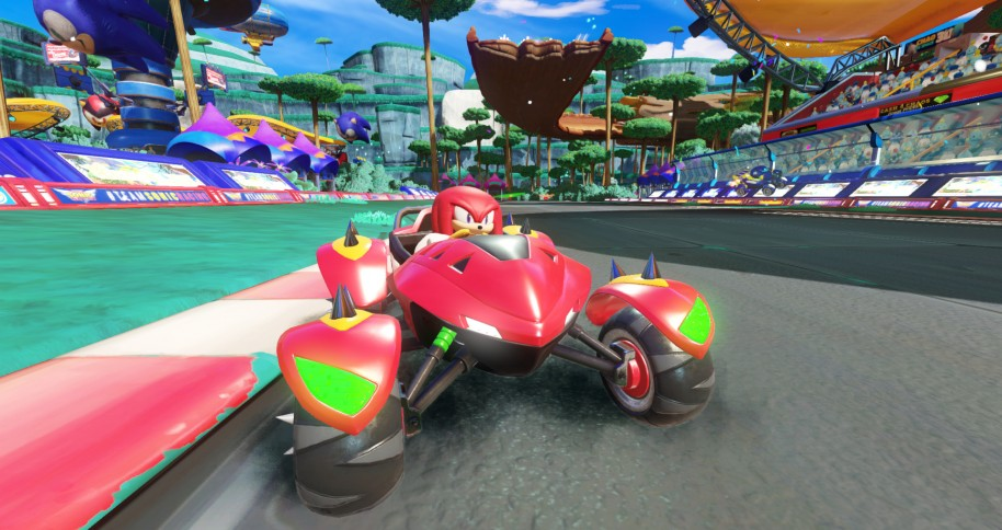 Team Sonic Racing: Team Sonic Racing, potenciadores, turbos y carreras competitivas